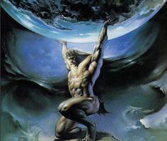 Greek Mythology :)