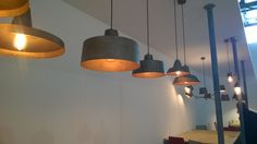 Lampi suspendate din alama antichizata - Il Fanale www.lucedomotica.ro