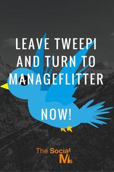 ManageFlitter Tweepi | Twitter Tools | Twitter Marketing