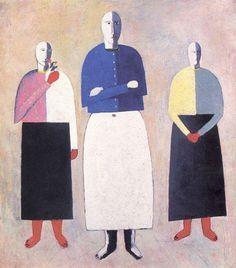 Казимир Северинович Малевич (303 работ)