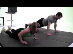 This plus the 10 minute kicks my butt - 4-Minute At-Home Workout - Home Workout Revolution Max Rep Miracle