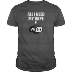 my Vape and WiFi