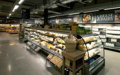 Supermarket/Grocery Store - Woolworths Nicolway Nicolway, Johannesburg, Gauteng, South Africa A.R.E. - Association for Retail Environments