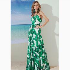 Para já amanhecer apaixonada com esse 'print' PODEROSOOOO!!!#reginasalomao #SS17 #TropicalVibesRS
