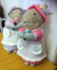 these lovely ladies were just donated to us, so very cute straight out of Brambly Hedge! On sale for £4.50 in our Frome charity shop