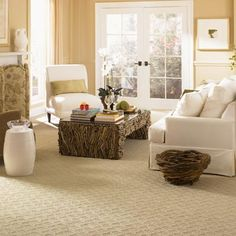 Photo: Courtesy of Mohawk Flooring | thisoldhouse.com | from Wall-to-Wall Carpet Buying Guide