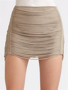 Just what the Dr. ordered!  I love this Mini Skirt