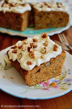 Easy carrot cake traybake full of delicious flavour from spices, orange zest and chopped walnuts. Slathered with homemade cream cheese frosting, this recipe will be a real treat for carrot cake lov…