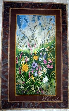 ElenaCirulis — «моя вышивка» на Яндекс.Фотках My Works, Embroidery, Needlepoint, Crewel Embroidery, Embroidery Stitches