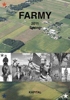 KAPITAL Catalog 2011 SPRING - FARMY