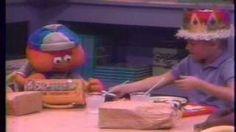 gerbert puppet - YouTube
