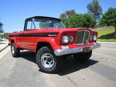 1968 Jeep Gladiator Kaiser J2000  Maintenance/restoration of old/vintage vehicles: the material for new cogs/casters/gears/pads could be cast polyamide which I (Cast polyamide) can produce. My contact: tatjana.alic@windowslive.com