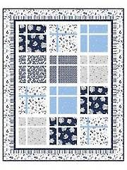 Pieced Baby & Kids Quilt Patterns - Baby Boutique Quilt Kit