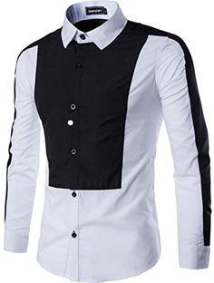 jeansian Men's Irregular Stitching Long Sleeves Dress Shirts 4 Colors 84D1 White XS jeansian http://www.amazon.ca/dp/B01CFIJAV4/ref=cm_sw_r_pi_dp_zyp2wb0CG1G95