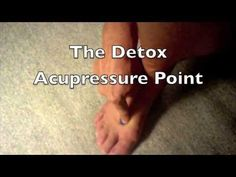 Press This Point On Your Foot Before Bed And You Will Be Amazed By What It Does To Your Body...