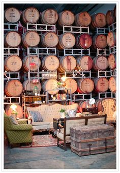 """Cline Cellars in Sonoma, CA.  and yes....it is VERY Wedding friendly and had a """"Wedding Lab"""" in Jan 13...they have their idea book that can give you some ideas to utilize all the property, you can meld your ideas with theirs or come in with your mood books and make it yours!"""