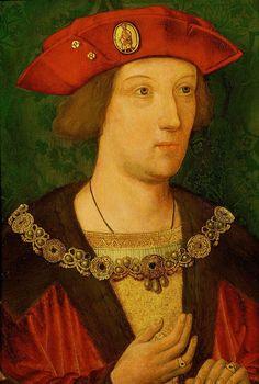 Arthur, Prince of Wales, son of Henry VI and Elizabeth of York, older brother of Henry VIII | Flickr - Photo Sharing!