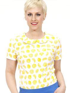 Pineapple Top, lemon
