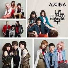 Los Bellos Perdedores: Das ist die neue Hair-Kollektion für 2016/2017 von Paul Gehring Hairdressing für Alcina. Wir zeigen euch in den kommenden Tagen die Looks der Millennials etwas genauer ... Seid gespannt. :)