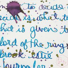 Esterbrook The Journaler Nib A Great Writer for Handwriting and Journaling 6 - Azizah Asgarali