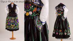 Alguns dos trajes tradicionais de Viana do Castelo |