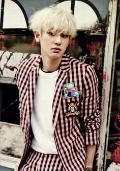 Chanyeol in EXO's 'Love Me Right' teaser