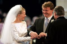 mariage de mabel et friso le 24 avril 2004.