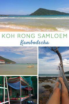 Koh Rong Samloem ist ein kleiner Geheimtipp in Kambodscha. Denn die meisten Traverler landen auf Koh Rong. Dabei ist Koh Rong Samloem ein kleines und ruhiges Paradies.