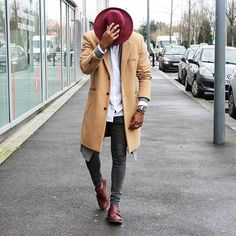 Rugged Style, Men With Street Style, Men Street, Street Wear, Men Looks, Outfits Hombre, Suit Up, Mens Clothing Styles, Trendy Clothing
