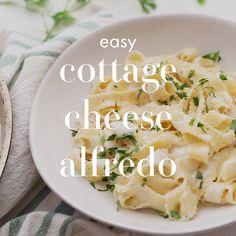 Milk Recipes, Gourmet Recipes, Vegetarian Recipes, Cooking Recipes, Healthy Recipes, Healthy Cottage Cheese Recipes, Cottage Cheese Desserts, Cottage Cheese Smoothie, Vegetarian Barbecue