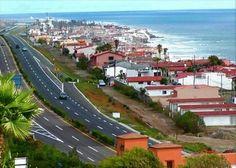 Carretera a Rosarito