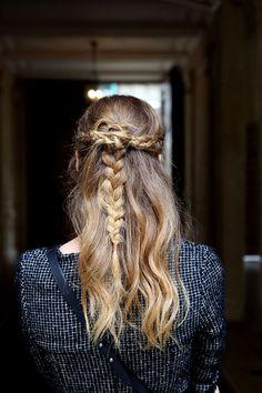 wavy braid