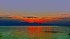 sunset Beyşehir - null