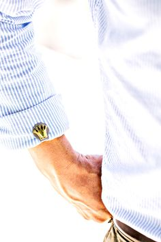 Sleeves Clips. The age-old tradition of adorning & fastening sleeves joins the 21st century. RIP cufflinks. Long-live cufflinks 2.0. Sleeve Clips.