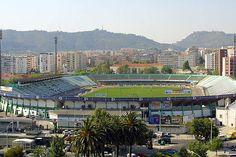 Estádio do Bonfim - V. Setúbal