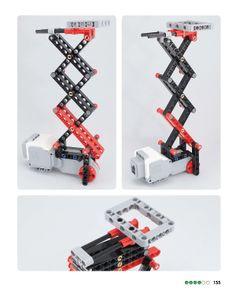 Be Inspired With The Lego Mindstorms Idea Book! Lego Mindstorms, Lego Technic, Lego Wedo, Lego Plan, Lego Nxt, Lego Mario, Lego Simpsons, Lego Books, Lego Custom Minifigures