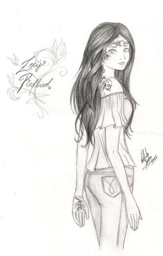 Zoey  from the House of Night series  by P. C. and Kristen Cast