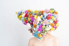 花結い師TAKAYA初の写真展 - 独創的なヘッドドレスを収めた写真を展示の写真2