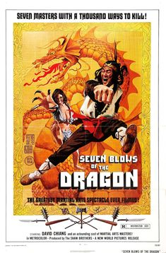 Seven Blows of the Dragon (1972)