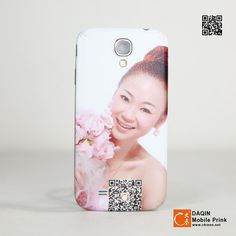 DIY mobile Skin with self-photo.