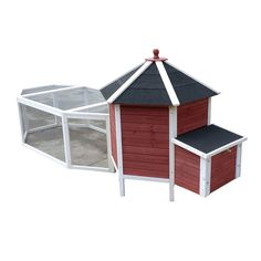 Advantek Tower Coop and Run (1-3 hens) – That Chicken Coop