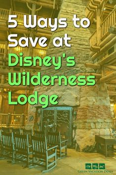 Disney's Wilderness Lodge is an amazing deluxe resort that's just a short boat ride away from the Magic Kingdom at Walt Disney World. With its national park theming and outdoors feel, your family will love this hotel, but it can be expensive! Find out 5 easy travel hacks that will save you money at Wilderness Lodge Resort. These tricks will make your next Orlando vacation more affordable #DisneysWildernessLodge #MagicKingdom #disneydeluxeresorts #disneyvacationplanning #disneytips #orlando Disney Vacation Club, Disney Vacation Planning, Vacation Deals, Disney Vacations, Disney Trips, Walt Disney, Orlando Resorts, Orlando Vacation, Disney Hotels