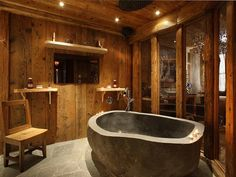 If It's Hip, It's Here: Chalet Citrine Is A Winter Getaway For Those Who Have Income To Accommodate Good Taste.