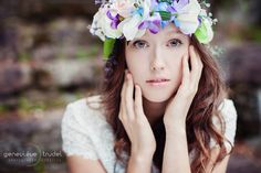 Photograph Bohemian portait by Genevieve Trudel on 500px