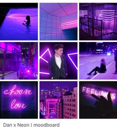 Purple Dan / Phan aesthetic<<<< PURPLE GUY!!!   Sorry I had to, I'm a fnaf fan... (see what I did there?)
