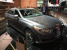 Hyundai Announces 2017 Genesis G90 Prices
