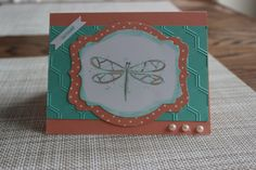 Stampin' Up! Mother's Day Card
