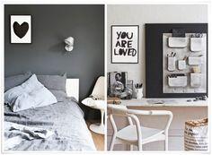 * affiche en noir & blanc *