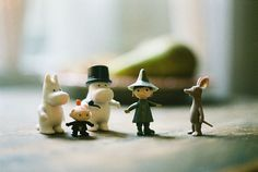 Moomin // this is my childhood Tove Jansson, Little My, Little Ones, Les Moomins, Moomin Valley, Rosalie, Kawaii, Stop Motion, My Childhood
