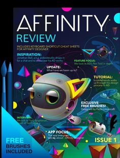 Affinity Review - Issue One Cover
